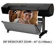 "HP DESIGNJET Z2100 - 44"""