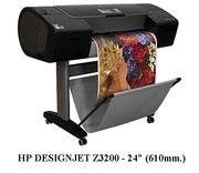 "HP DESIGNJET Z3200 - 24"""